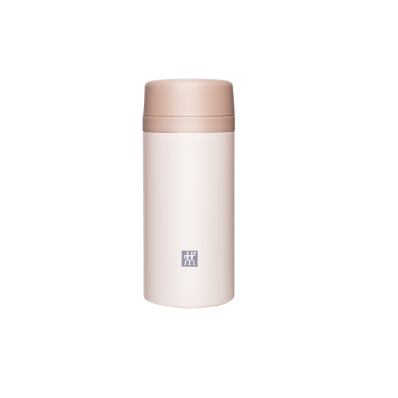 ZWILLING 肖战虾粉色系列茶滤杯420ml 自带茶漏